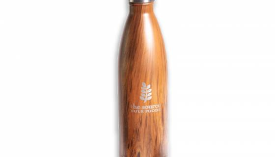 The Source Stainless Steel Water Bottle 750ml image
