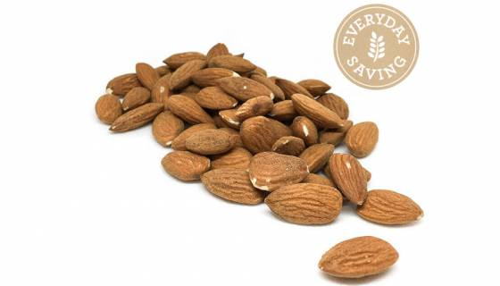 Raw Insecticide Free Australian Almonds image