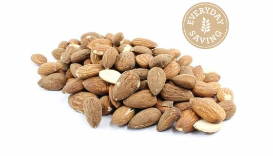 Almonds Dry Roasted Australian Insecticide Free image