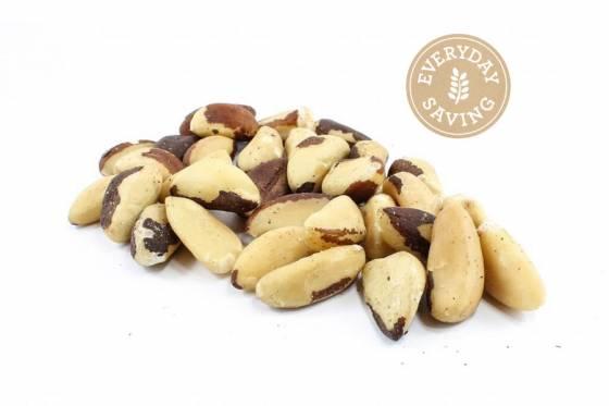 Organic Brazil Nuts image