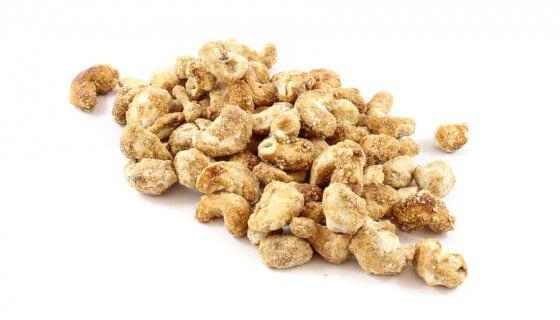 Honey Roasted Cashews image