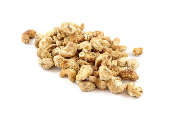Honey Roasted Cashews image