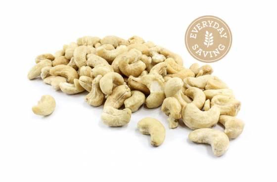 Raw Organic Cashews image