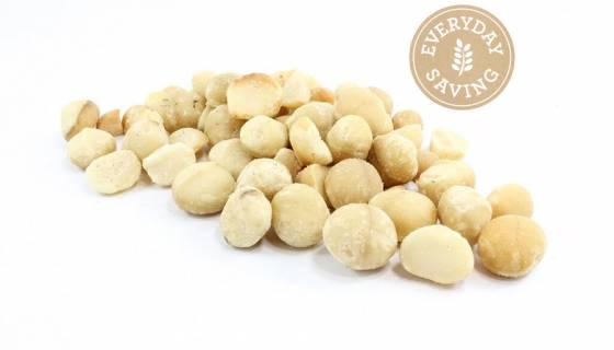 Dry Roasted Australian Macadamias image
