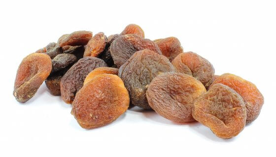 Organic Turkish Apricots image