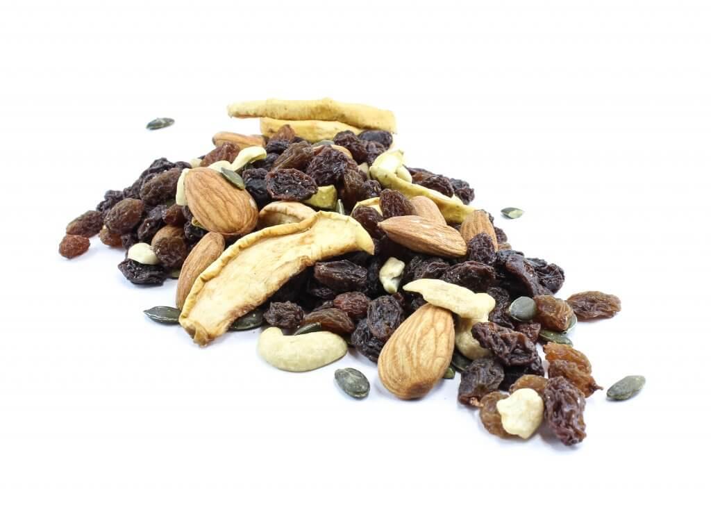 Organic Fruit Amp Nut Mix Australia The Source Bulk Foods