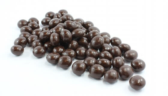 Dark Chocolate Coffee Beans image