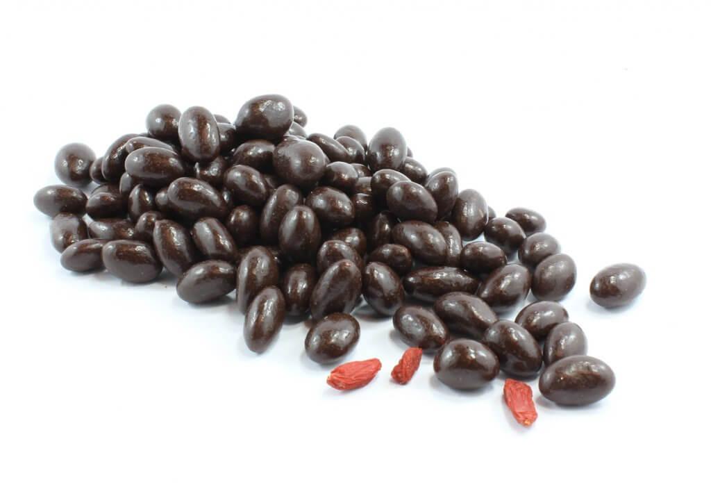 Dark Chocolate Covered Goji Berries Australia The