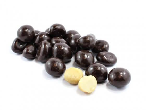 Dark Chocolate Macadamias image