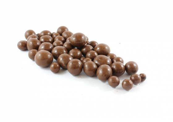 Milk Chocolate Dried Blueberries image