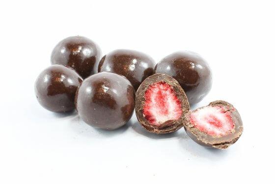 Organic Dark Chocolate Inca Berries image