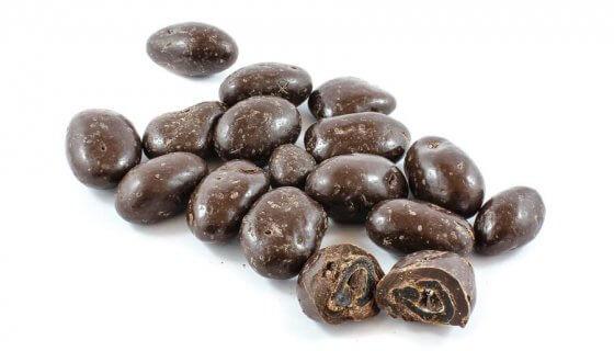 Dark Chocolate Dates image