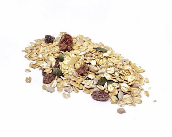 Premium Natural Muesli image