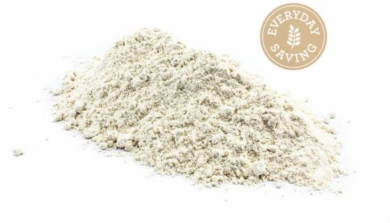 Organic White Unbleached Spelt Flour image
