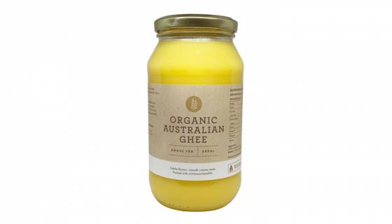 Organic Australian Ghee Grass Fed image