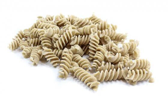 Buckwheat Spiral Pasta image