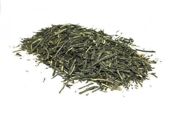 Organic Sencha Green Tea image