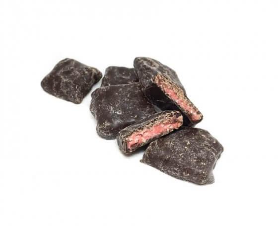 Chocolate Cherry Bites image