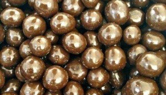 Australian Dark Chocolate Muscatel Raisins image