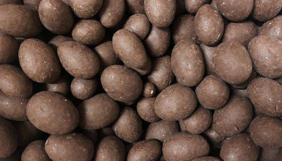 Organic Almonds Mylk & Cashew Caramel Chocolate image