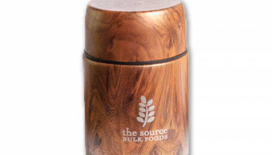 The Source Stainless Steel Insulated Food Jar 800ml image