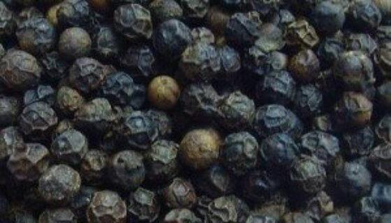 Whole Black Pepper image