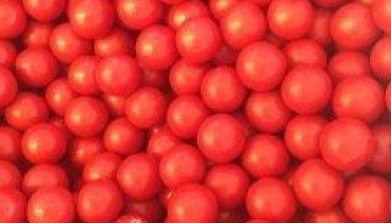 Chocolate Orange Balls image