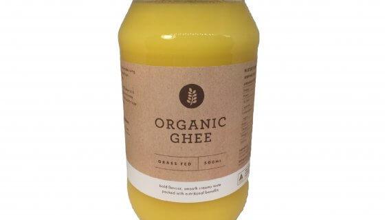 Organic Ghee Grass Fed image