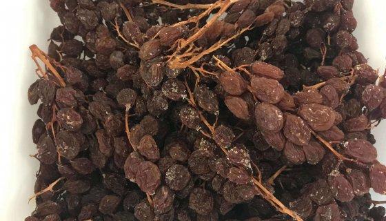 Raisin Clusters Muscat image