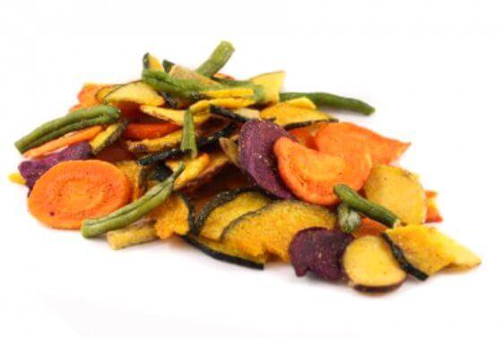 Veggie Chips image