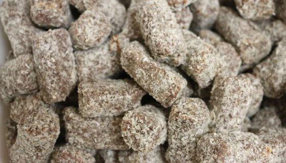 Organic Date & Coconut Rolls image