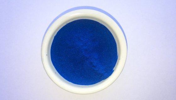 Blue Spirulina (Psycocannin) Powder 98% image