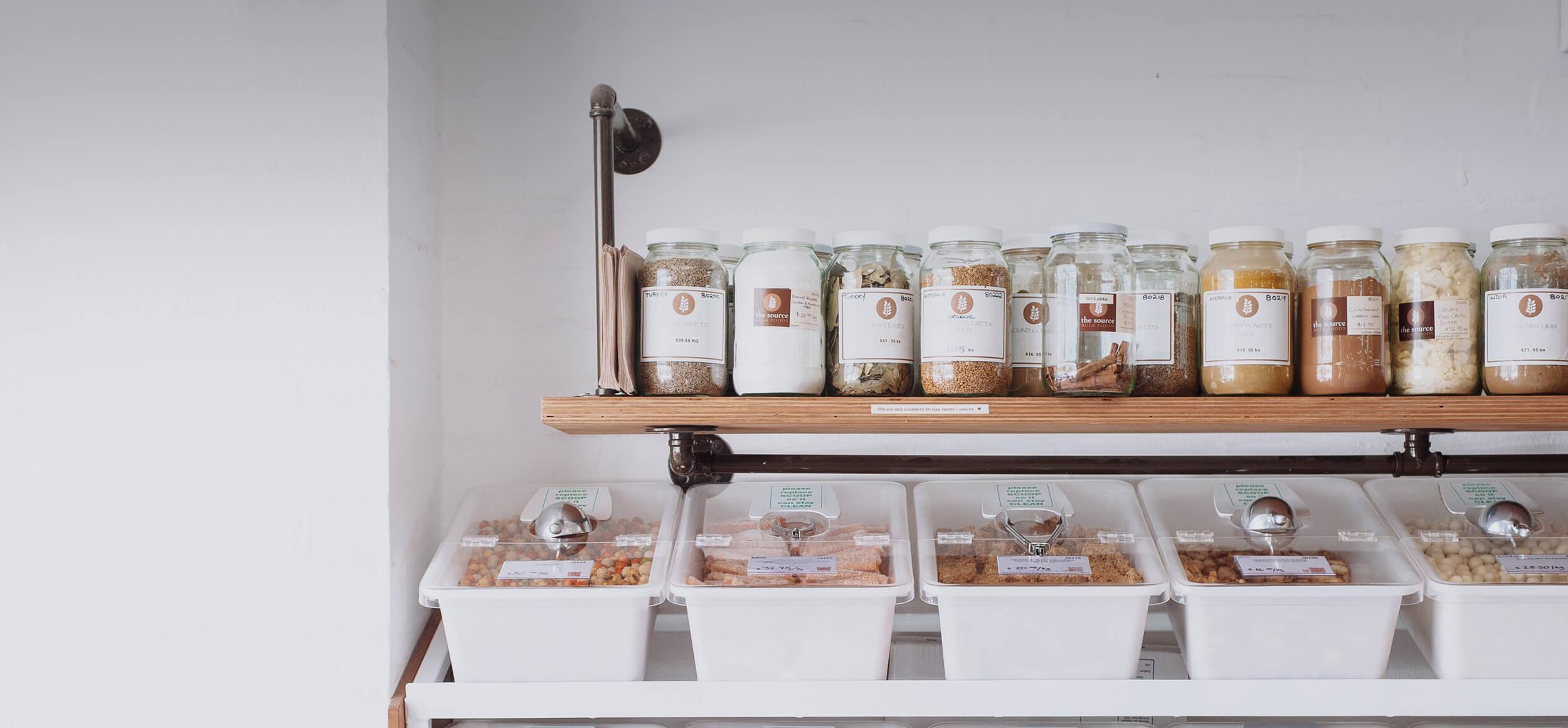 Benefits of Buying Bulk Foods | The Source Bulk Foods