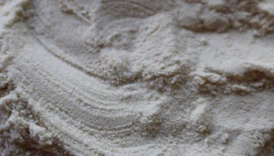 Organic White Rice Flour image