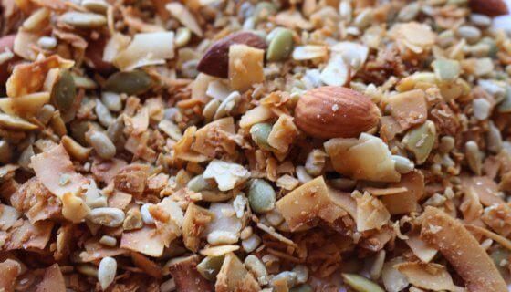 Paleo Muesli QLD Fruit image