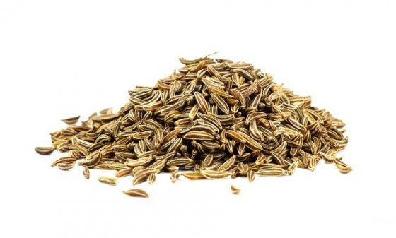 Organic Whole Caraway Seeds image