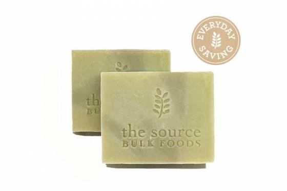 The Source Healthy Locks Rosemary and Nettle Shampoo Bar image