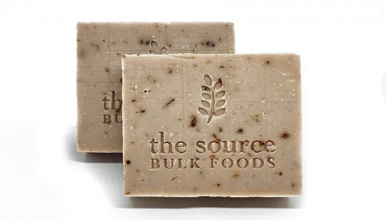 The Source Lavender and Clay Soap image