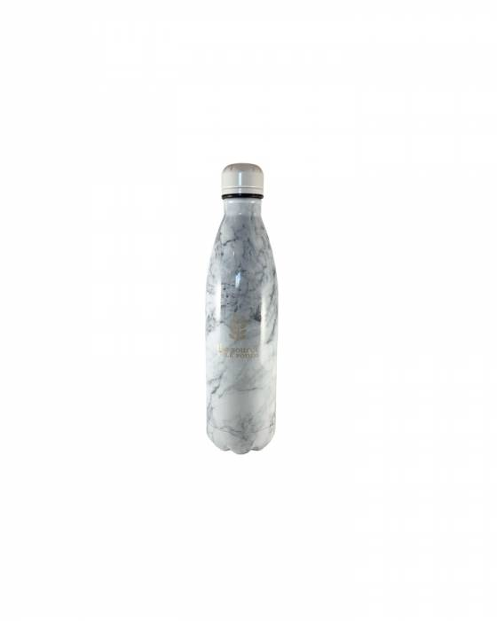 The Source Stainless Steel Marble Water Bottle 750ml image