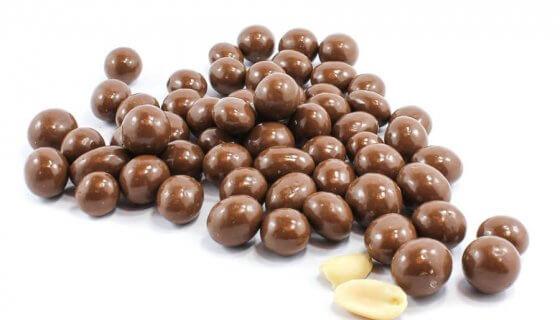 Milk Chocolate Peanuts image