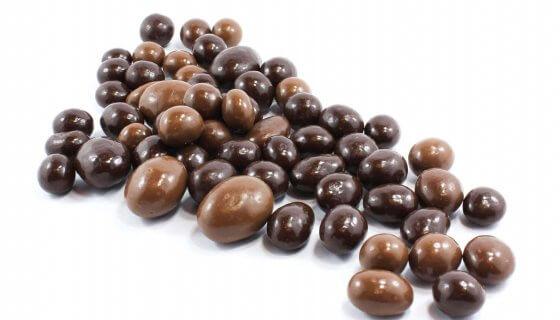 Chocolate Coated Fruit and Nut Mix image