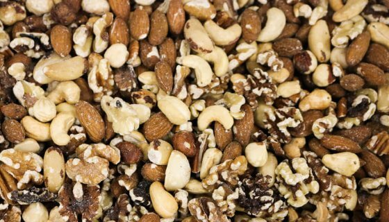 Dry Roasted Mixed Nuts image