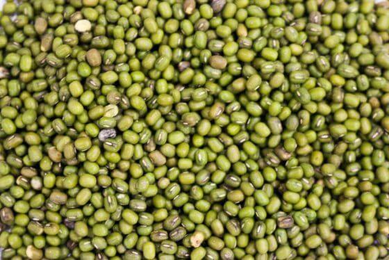 Organic Mung Beans image
