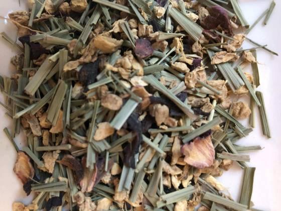 Organic Ginger Glow Tea image