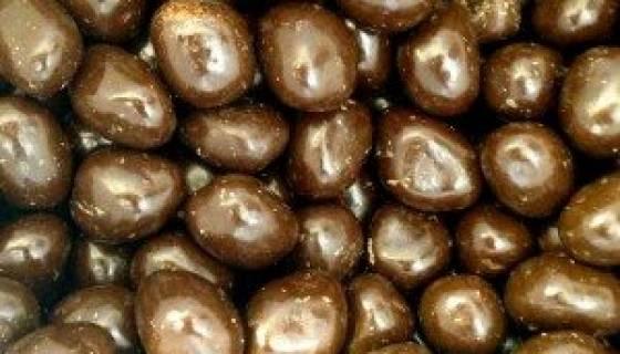 Almonds Dark Chocolate image