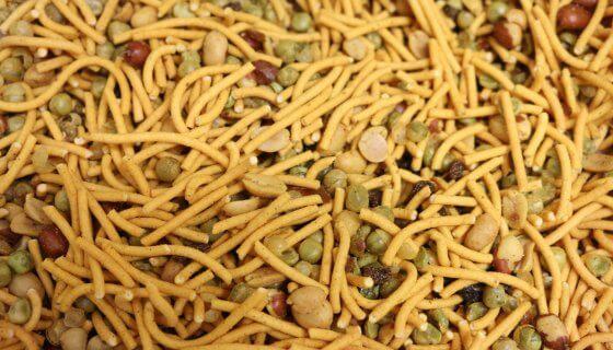 Bhuja Mix /Bhuja Snacks image