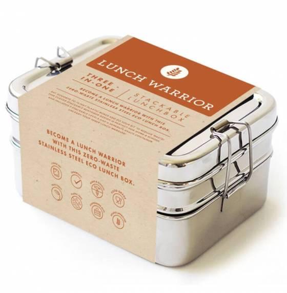 Warrior Lunch Box image
