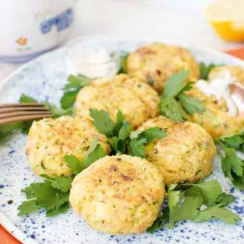 Salmon Patties with Turnip Recipe