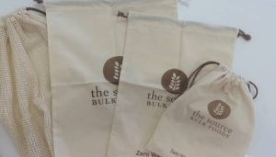 Produce Bags 4 Pack Organic image
