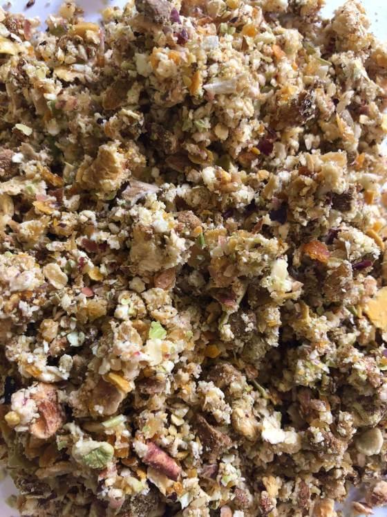 Premium Australian Shredded Fruit Salad image